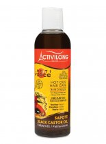 Activilong: Black Castor Oil - Hot Oils 200ml