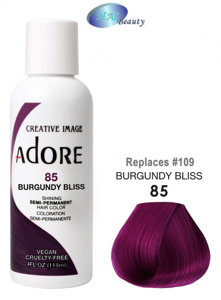 Adore: Burgundy Bliss 85 (Replaces #109)