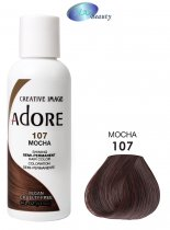 Adore: Semi Permanent Hair Colour - Mocha [107] 4oz