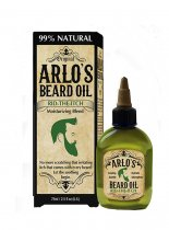 Arlo's: Beard Oil- Rid the itch (Tea Tree) 75ml