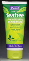 Beauty Formulas Deep Cleansing Facial Mask 100ml
