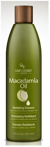 Hair Chemist:Macadamia Revitalizing Shampoo 295ml