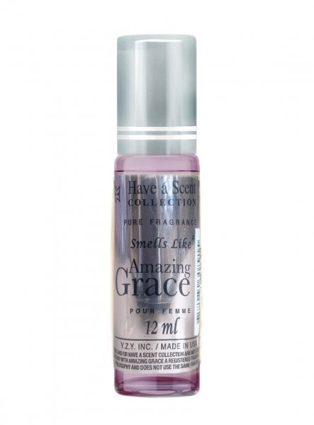 Heaven Scent: Roller - Amazing Grace 12ml