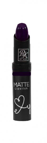 KISS: Matte Lipstick - Grape Fit (RMLS36)