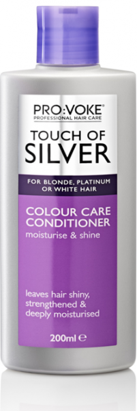 Pro Voke Touch of Silver Colour Care Conditioner 200ml